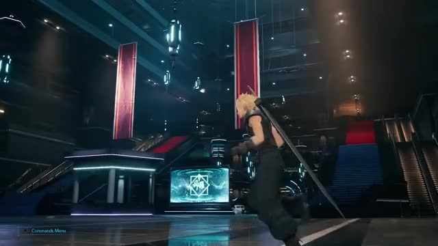 Watch and share Square Enix E3 2019 GIFs and Final Fantasy Vii GIFs on Gfycat