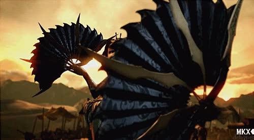 Watch and share Kitana Mortal Kombat Animated GIFs on Gfycat