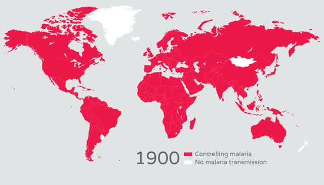 Watch and share Global Push To Eradicate Malaria Boosted By $29M Grant GIFs on Gfycat
