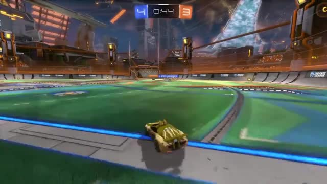 Watch Big Boom + Epic Save. GIF by specdro on Gfycat. Discover more Rocket League, playstation 4, ps4share, rocketleague, sony interactive entertainment GIFs on Gfycat