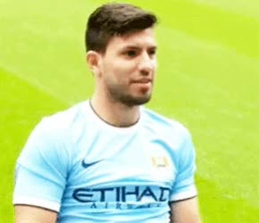 Watch and share Sergio Aguero GIFs and Celebs GIFs on Gfycat