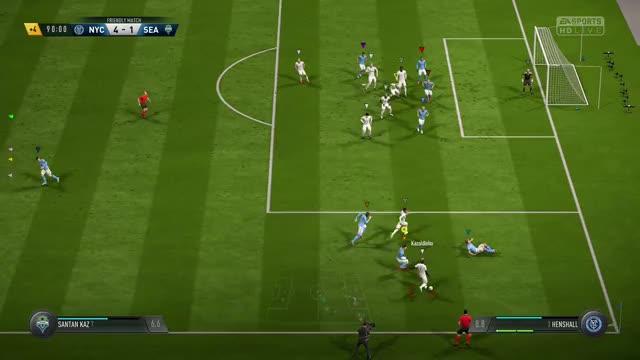 Watch this GIF by Gamer DVR (@xboxdvr) on Gfycat. Discover more FIFA18, Original96, xbox, xbox dvr, xbox one GIFs on Gfycat