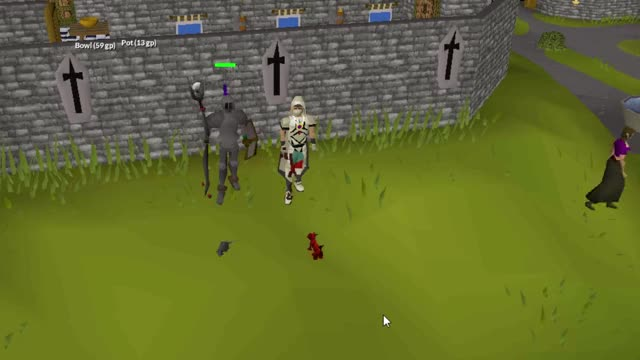Watch and share 2007scape GIFs by blacklak3 on Gfycat