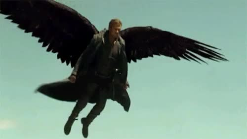 Watch and share Archangel Gabriel GIFs and Dominion Spoilers GIFs on Gfycat