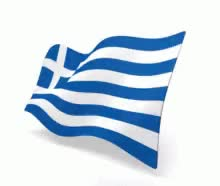 Watch and share Greek Flag GIFs on Gfycat