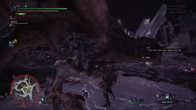 Watch this GIF by Gamer DVR (@xboxdvr) on Gfycat. Discover more ExiledToaster41, MONSTERHUNTERWORLD, xbox, xbox dvr, xbox one GIFs on Gfycat