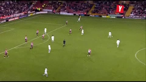 Watch and share Denilson. Sheffield United - Arsenal. 31.10.2007 GIFs by fatalali on Gfycat
