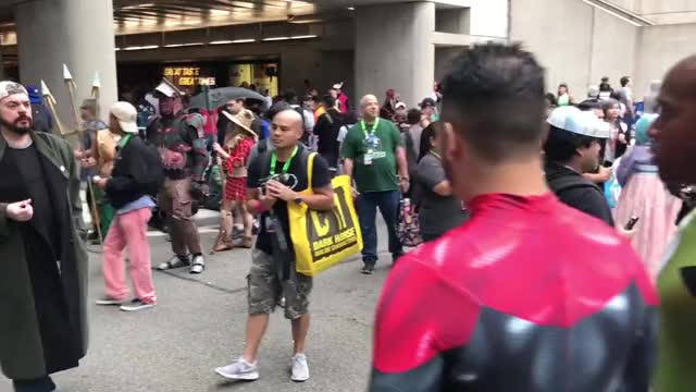 Watch and share Cosplayers GIFs and Nycc 2018 GIFs by Rocco Supreme on Gfycat