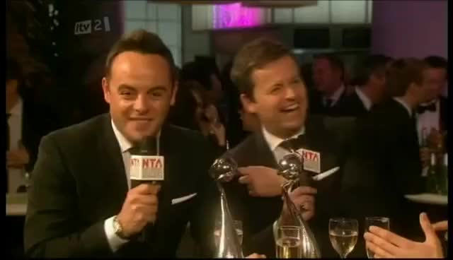 Watch and share Ant And Dec GIFs on Gfycat