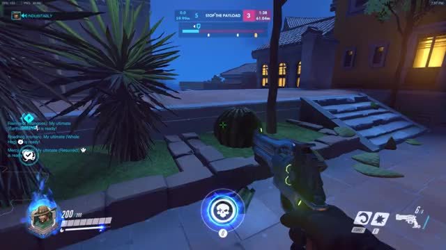 Watch and share 60fpsgifs GIFs and Overwatch GIFs by bludee on Gfycat