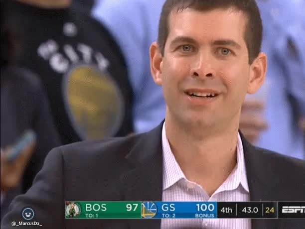 Watch and share Brad Stevens Reaction GIFs by MarcusD on Gfycat