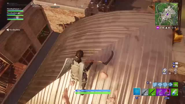 Watch this GIF by Xbox DVR (@xboxdvr) on Gfycat. Discover more FortniteBattleRoyale, ThiccBoyPossum, xbox, xbox dvr, xbox one GIFs on Gfycat