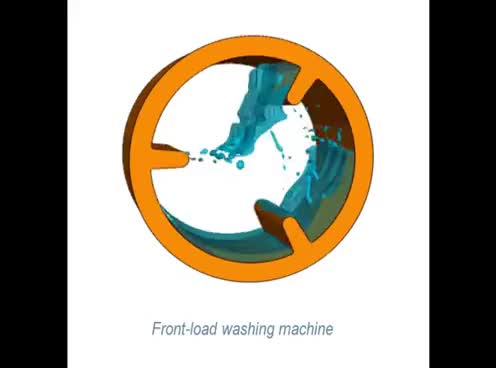 Watch and share SIMULIA Abaqus Front Loading Washing Machine GIFs on Gfycat