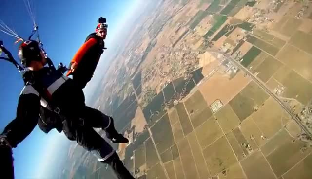 Skydiving, Skydiving GIFs