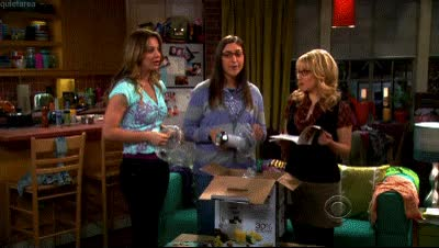 Watch and share Bernadette Rostenkowski The Big Bang Theory Gif GIFs on Gfycat