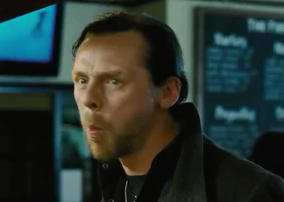 Watch and share Simon Pegg GIFs and What GIFs by Reactions on Gfycat
