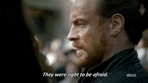 Watch and share Black Sails GIFs on Gfycat