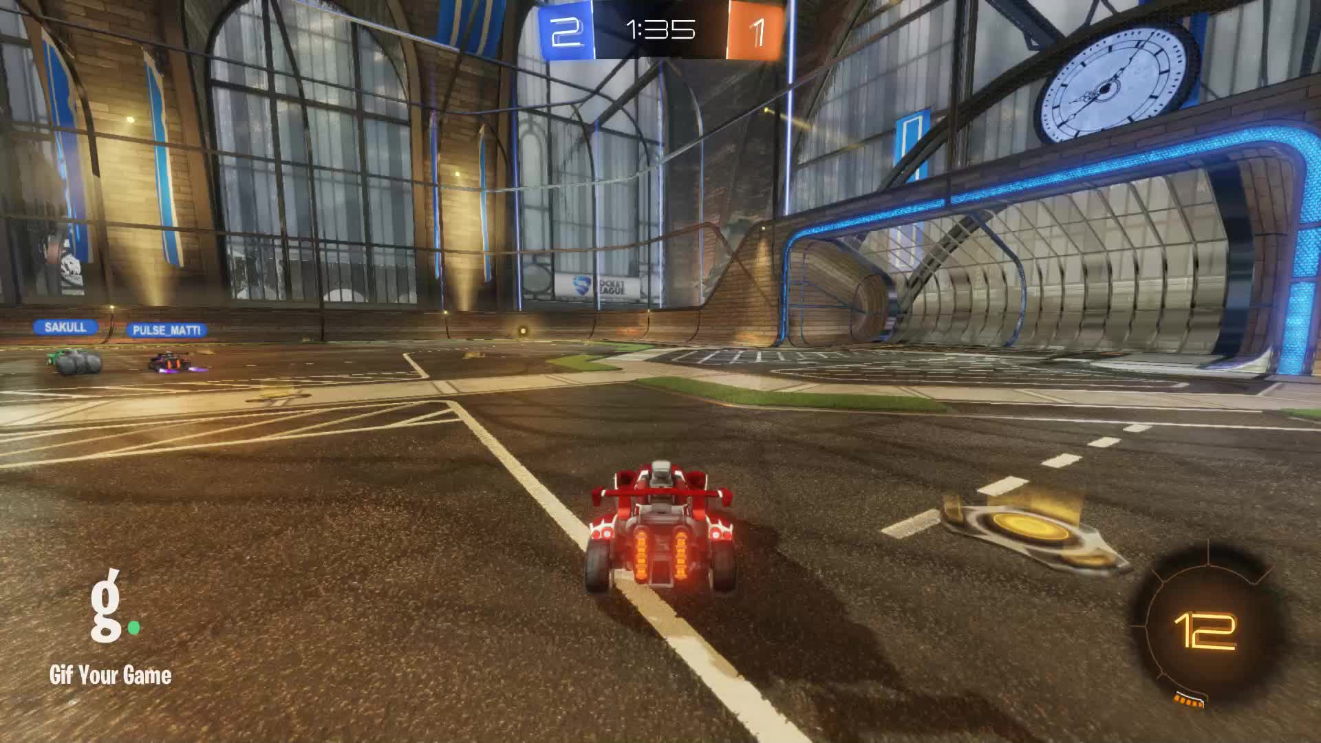 Gif Your Game, GifYourGame, Goal, Horizon, Rocket League, RocketLeague, Goal 4: Horizon GIFs