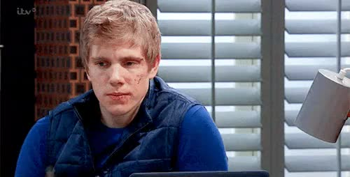 Watch and share Robert Sugden GIFs and Ryan Hawley GIFs on Gfycat