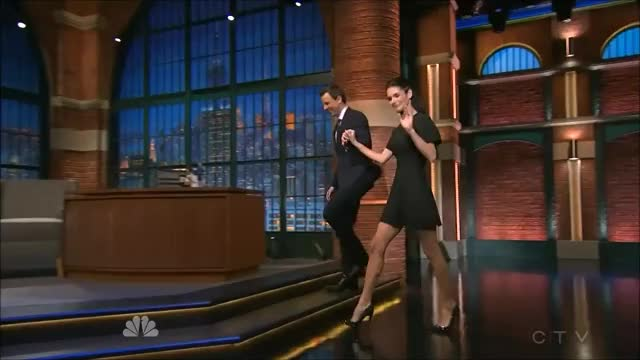 Watch Angie Harmon - Seth Meyers @ TopCelebStuff GIF by Smoopy (@smoopy) on Gfycat. Discover more Angie Harmon, angieharmon, gentlemanbonersgifs GIFs on Gfycat
