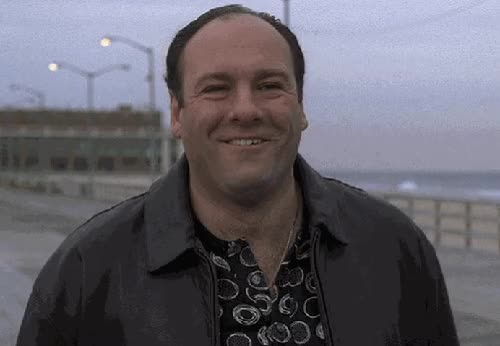 Watch and share James Gandolfini GIFs and Tunemoji GIFs on Gfycat