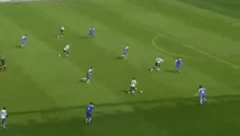 Watch and share Dimitar Berbatov. Wigan - Tottenham. 15.04.2007 GIFs by fatalali on Gfycat
