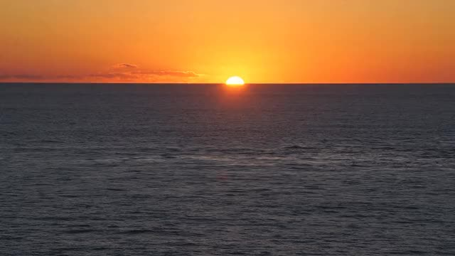Watch and share Sunset Over The Pacific [OC] (My First Cinemagraph Attempt) (reddit) GIFs on Gfycat