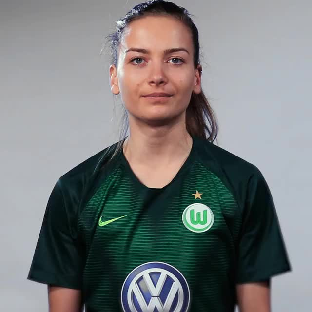 Watch and share Joelle Wedemeyer - Prepare GIFs by VfL Wolfsburg on Gfycat