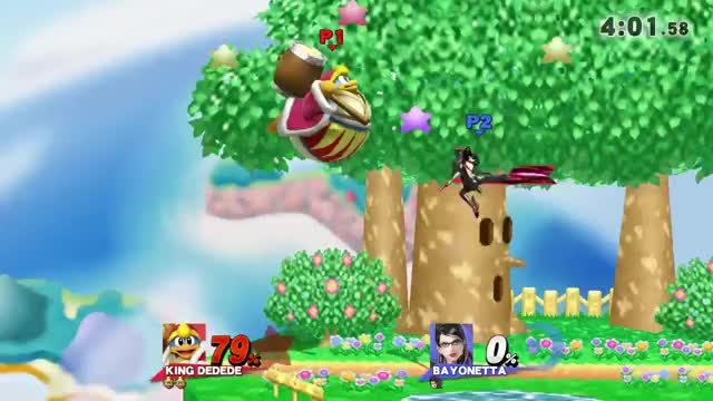 Watch and share King Dedede GIFs and Bayonetta GIFs on Gfycat