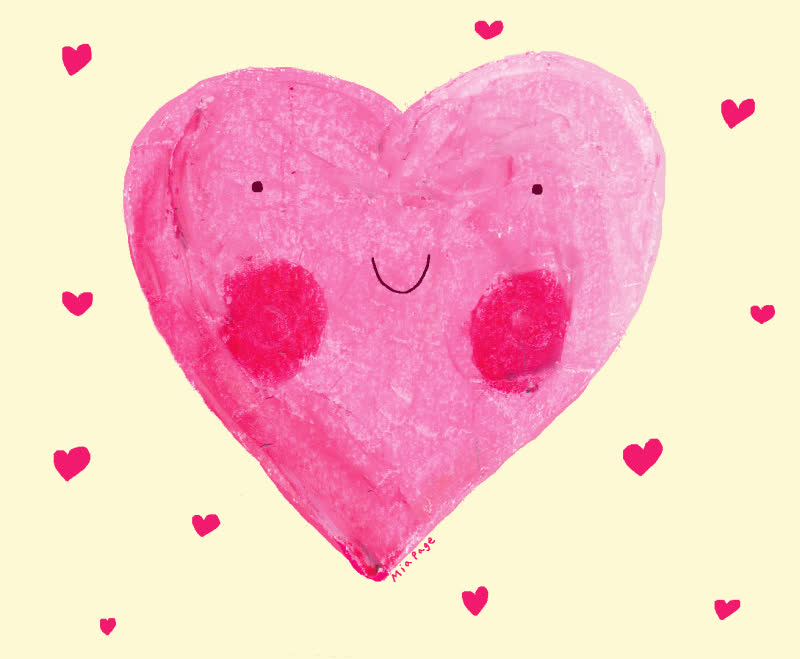 hearts,  GIFs