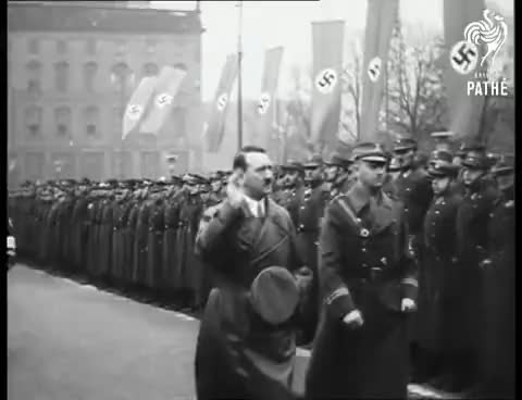 Watch and share Third Reich Parade (1936) GIFs on Gfycat