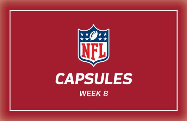 Watch and share Week 8 NFL Capsules GIFs by nlk21 on Gfycat