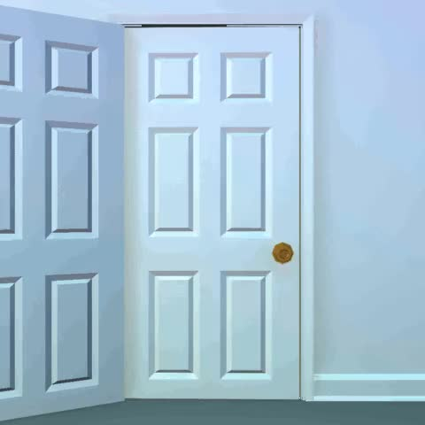 Watch and share Open Door animated stickers on Gfycat