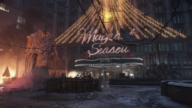"Watch ""A Magical Season"" - (The Division) - [Ambient Video]"