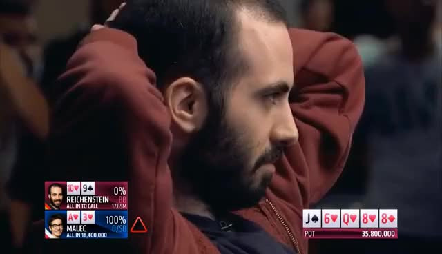 EPT 13 Barcelona - Main Event Final Table