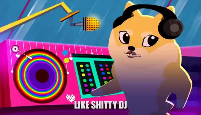 Watch and share Doge Vs. Hello Kitty - ANIMEME RAP BATTLES GIFs on Gfycat