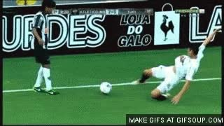 Watch and share Chapéu De Ronaldinho GIFs on Gfycat