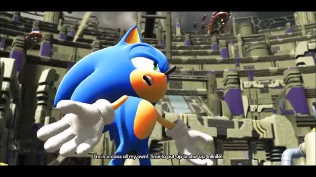 Watch and share Sonic The Hedgehog GIFs and Coolred Infite GIFs by Damiel Quantel Demo'n Smith on Gfycat