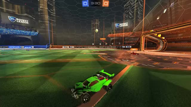 Watch and share Rocket League GIFs by chumpr on Gfycat