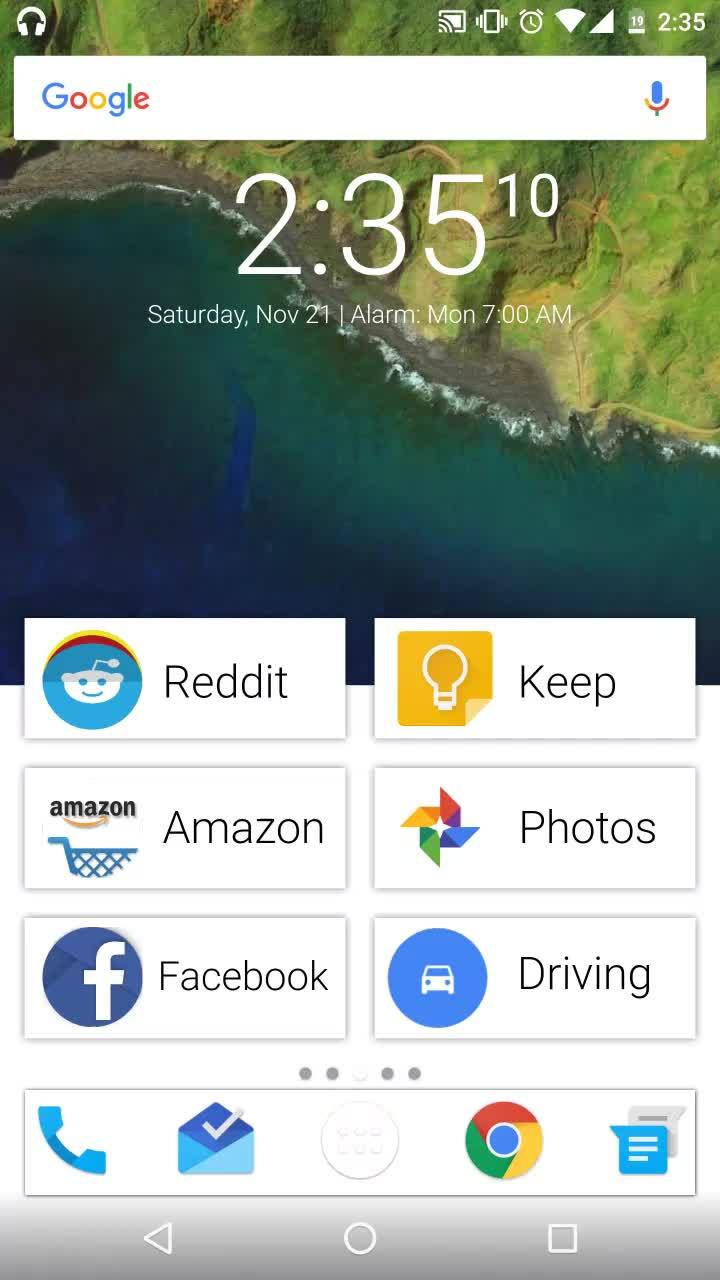 androidapps, nexus6p, [Functional] All the wallpapers! (reddit) GIFs