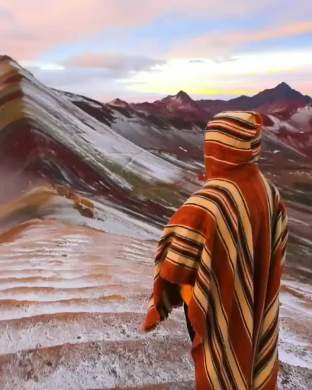 Watch and share Multi-colored Mountains In Peru GIFs by mossberg91 on Gfycat