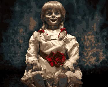 Watch and share Annabelle GIFs on Gfycat