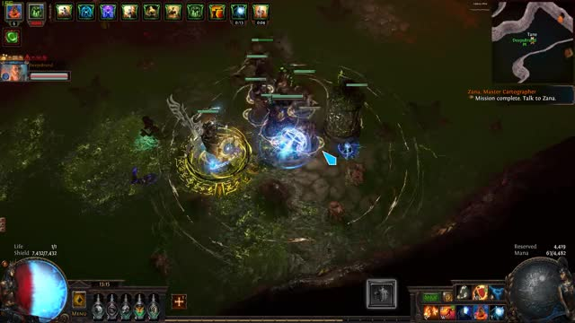 Watch and share Pathofexile GIFs by James on Gfycat