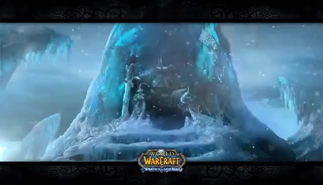 Watch and share World Of Warcraft - The Frozen Throne - Animated Wallpaper GIFs on Gfycat