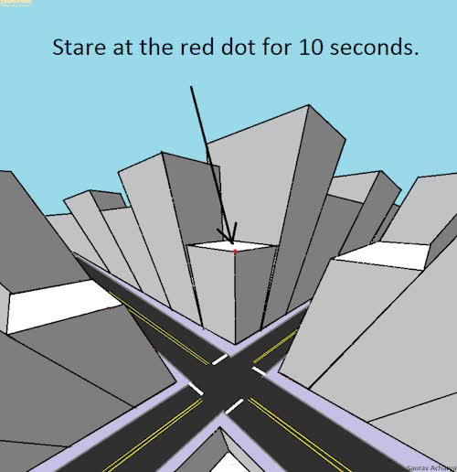 Watch and share Optical Illusions GIFs and Mind Games GIFs on Gfycat