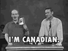 Watch I'm Canadian GIF on Gfycat. Discover more related GIFs on Gfycat
