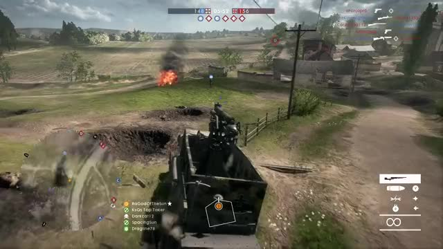 Watch and share In The World Of Infuriating BF1 Glitches, This One's Got To Be Up There. What. The. Fuck. (reddit) GIFs on Gfycat