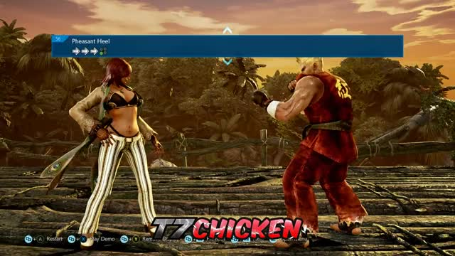 Watch and share Katarina GIFs and Tekken GIFs by Nick DeJesus on Gfycat