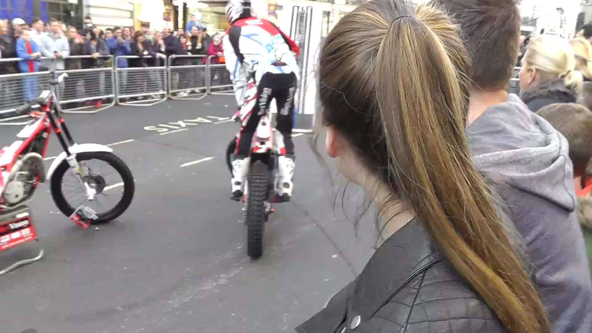 STEVE COLLEY MOTORCYCLE STUNT SHOW GIFs