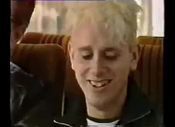 Watch and share Depeche Mode GIFs and Martin Gore GIFs on Gfycat